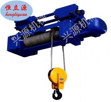 钢丝绳电动葫芦