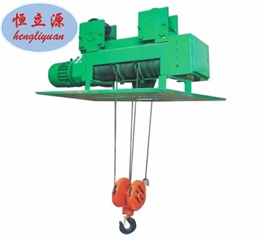 BCD单速防爆电动葫芦